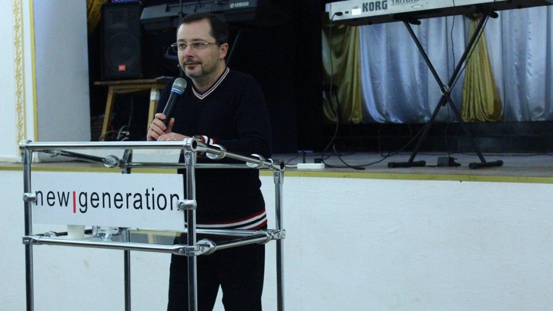 """19 февраля прошло Евангелизационное служение в церкви """"Новое Поколение"""""""