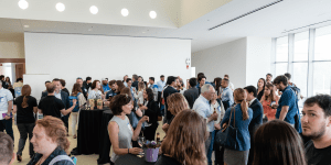 Photo of gather at the 2019 New Harvest Conference