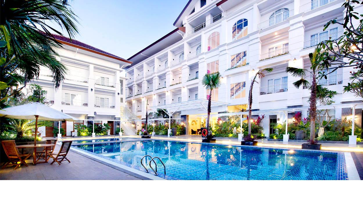 Gallery Prawirotaman Hotel Yogyakarta  Indonesia