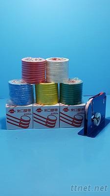 PVC束口膠帶 束口膠帶 蔬果膠帶 – 銘晉塑膠有限公司
