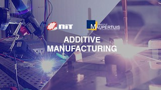 NIT SWIR cameras performances in Additive Manufacturing