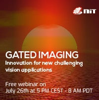 Join our Free Webinar Gated Imaging today!