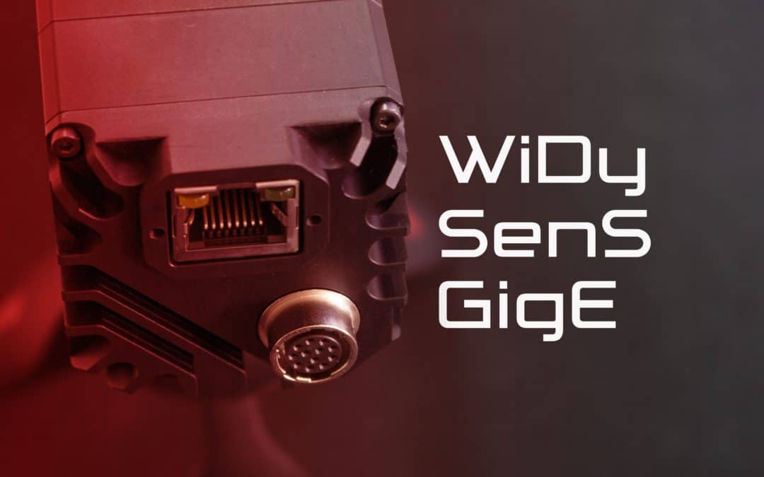 NIT launches WiDy SenS GigE for industrial applications