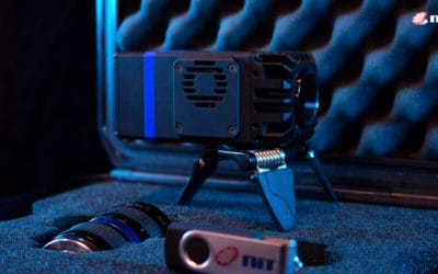 NIT officially releases HiPe SenS SWIR camera for low light, long exposure time applications.