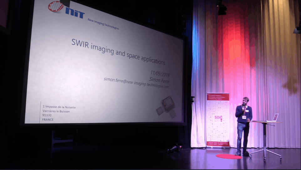 SWIR imaging and space applications