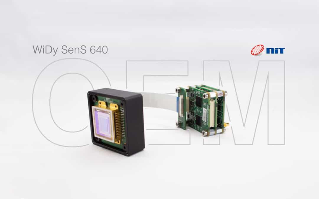 NIT Releases a Split Version of its WiDy SenS Flagship Camera – WiDy SenS 640 OEM