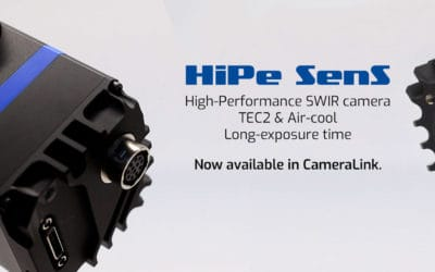HiPe SenS CameraLink – Now available
