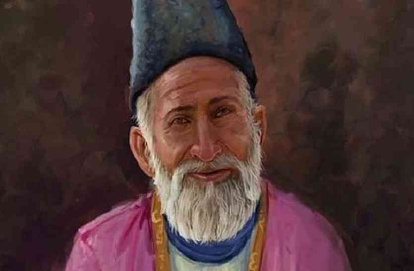 Mirza Ghalib Birthday Special Urdu Poet Who Defined Love And Pain – We know the reality of heaven but to keep the heart happy, this thought is good