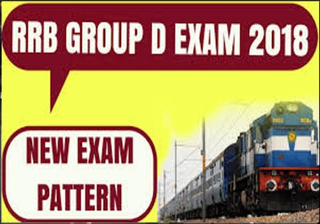 रेलवे ग्रुप डी परीक्षा में इस तरह आएंगे सवाल, नौकरी चाहिए तो जान लें पैटर्न