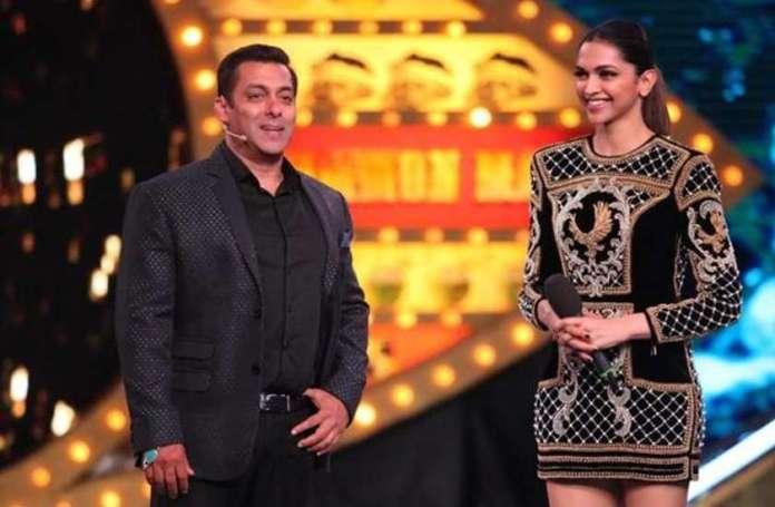 salman khan said on No Film With Deepika Padukone