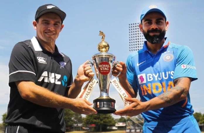 IND vs NZ: टॉस जीतकर भारत की पहले गेंदबाजी, शमी की जगह नवदीप सैनी को मौका