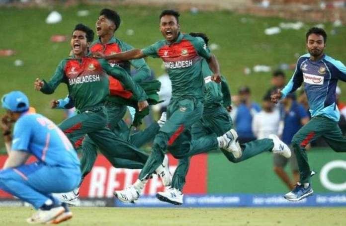 अंडर 19 क्रिकेट : विश्व कप फाइनल में धक्का-मुक्की के लिए 5 खिलाड़ी जिम्मेदार, दो भारतीयों का भी नाम