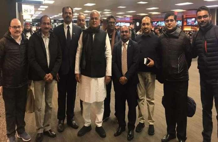रायपुर : अमेरिकी यात्रा में छत्तीसगढ़ में निवेश के लिए मिले आशाजनक प्रस्ताव : सीएम बघेल बोस्टन में निवेशकों के साथ चर्चा करेंगे