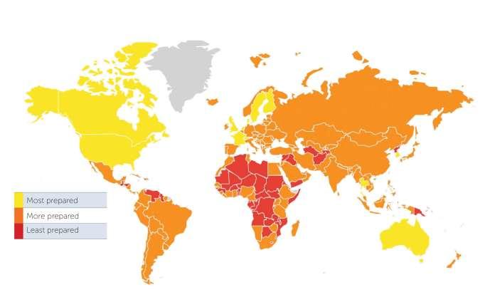 कोरोना वायरस से लड़ने में ये देश हैं सबसे सक्षम, जानिये भारत कौन से स्थान पर है