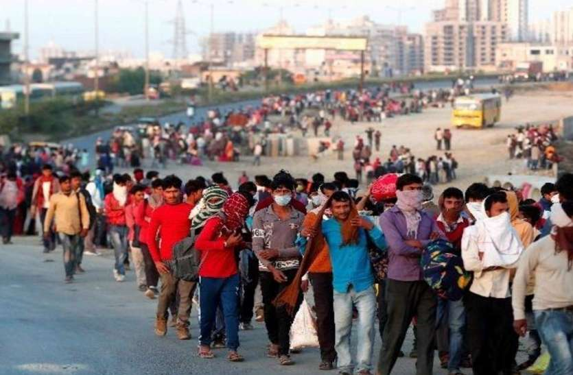 Out of 33 thousand 236 migrant laborers, 28 thousand 385 will get MNREGA work