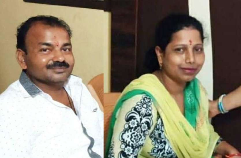 Couple dies traumatic stories, husband dies of illness, wife shoots suicide - INDEED NEWS