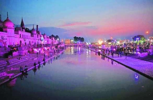 प्रदेश का सबसे स्वच्छ शहर होगा अयोध्या, 20 हजार परिवारों को मिलेगा सीवर कनेक्शन