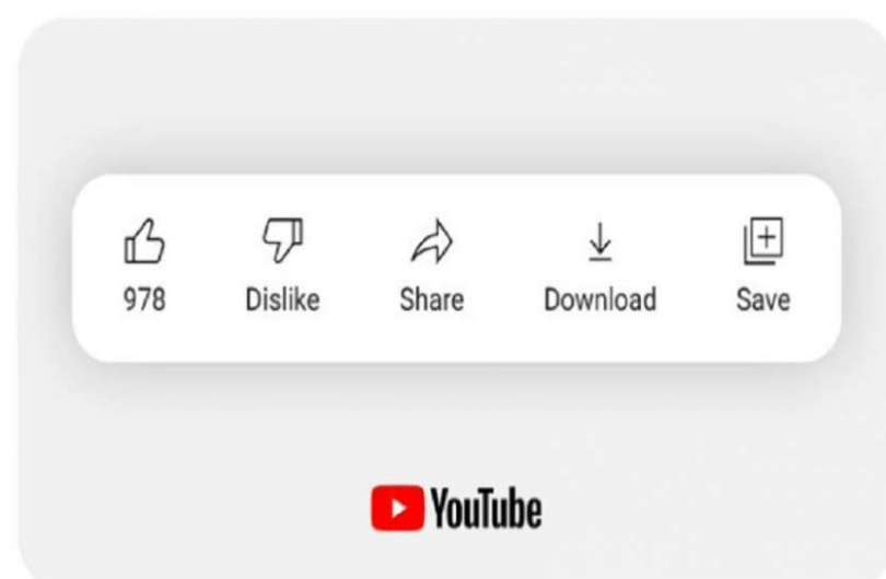 YouTube: Dislike Count Option To Be Hidden For Public – New changes made on YouTube, these features will not be visible on this platform