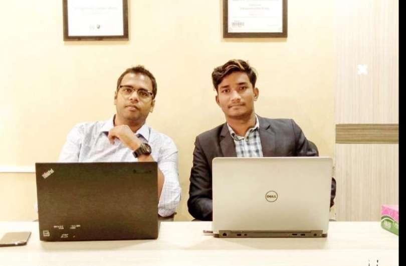 Gulrez Alam And Md Badshah Ansari Are Helping Businessmen Digitally