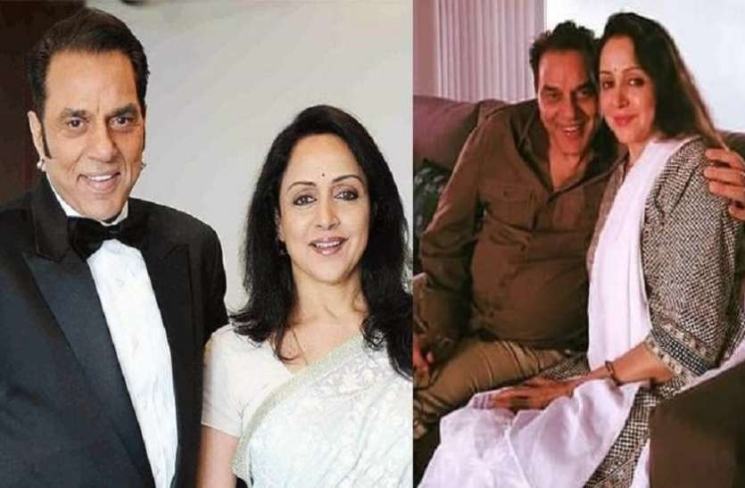 Hema Malini never went to her in-laws' house after marrying Dharmendra