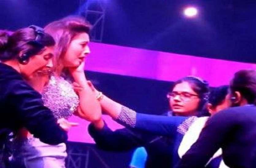 Tv Celebs Gauhar Khan To Karan Singh Grover Who Got Slapped In Public