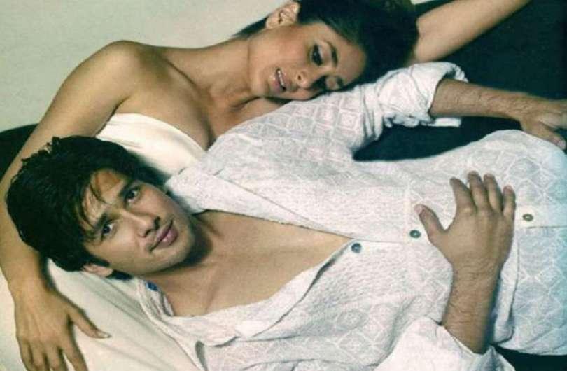 When Shahid Kapoor and Kareena Kapoor's porn video was leaked
