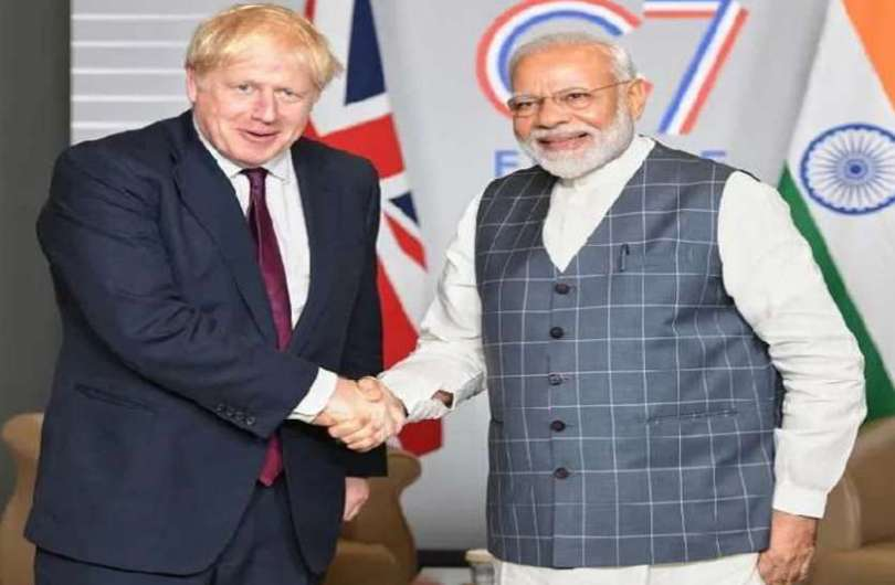 Ruckus Over PM Modi Photo In By-election Campaign Material In UK