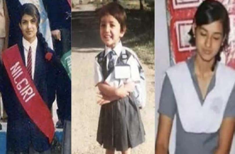 Bollywood These Actresses Look Cute In School Uniform