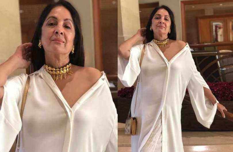 when neena gupta expressed her desire to romance with ranbir kapoor