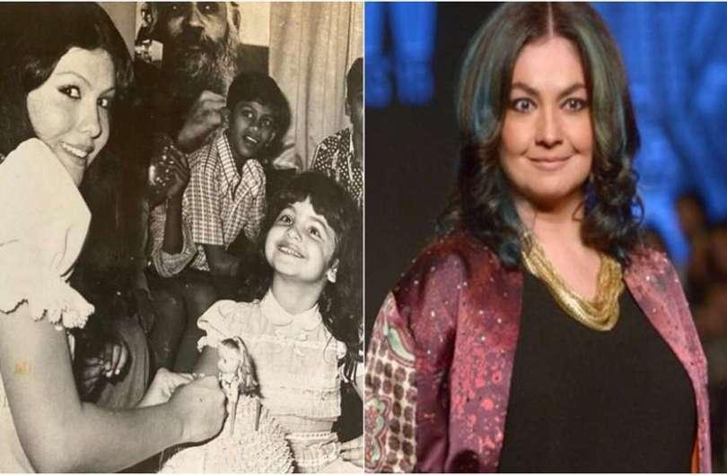 Pooja Bhatt wishes mother Pooja Bhatt a special birthday, shared an unseen photo