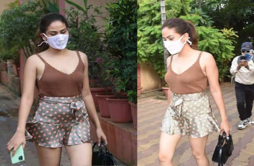 Shahid Kapoor's wife Mira Rajput made such a short skirt for the first time, people trolled