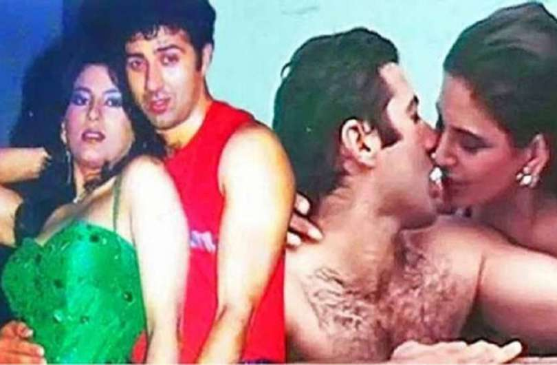 Sunny Deol and Archana Puran Singh did liplock in the swimming pool, the scene made a lot of headlines
