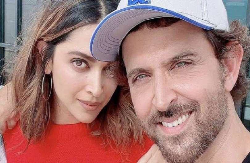 Hrithik Roshan, Deepika Padukone are ready to take off for 'Fighter'