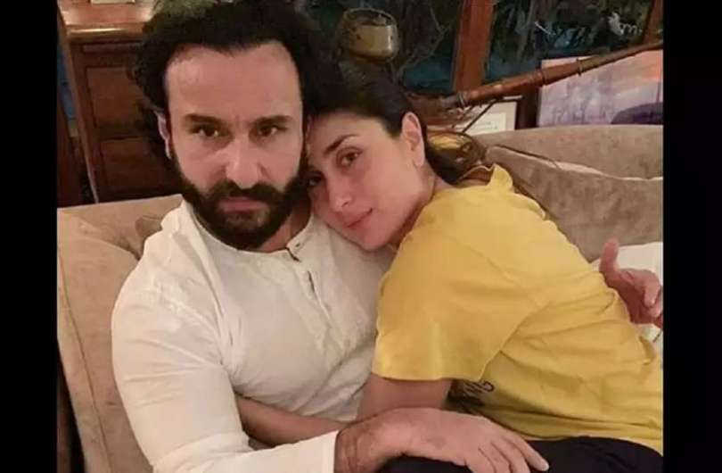Before marriage, Kareena Kapoor wanted to spend the night at Saif Ali Khan's house, this was the reaction of the actor