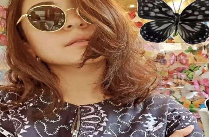 Anushka Sharma clicked selfie fans spotted virat kohli in her glasses