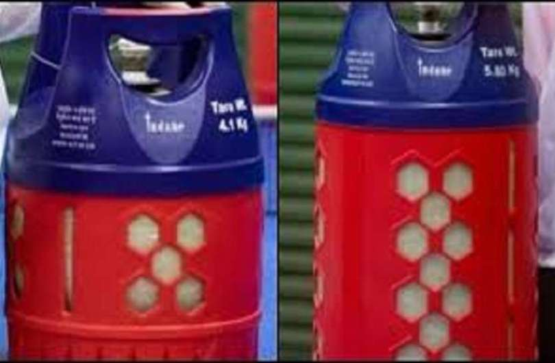 New Smart LPG Cylinder By IOCL Allows You To Check Gas Level
