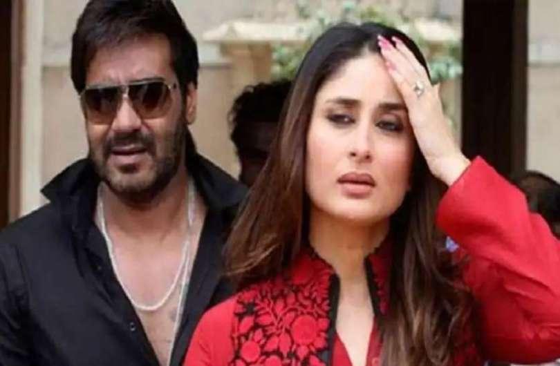Kareen kapoor khan refused to kiss ajay devgn in satyagraha film