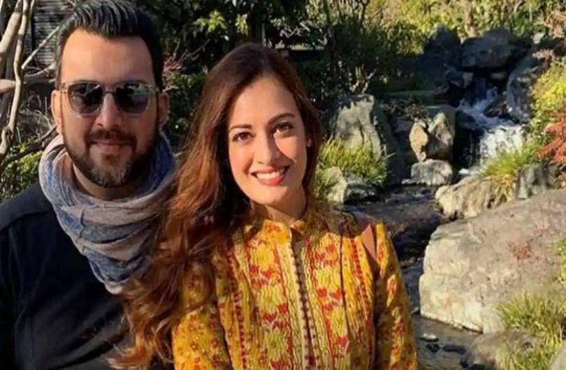Dia Mirza congratulates first husband Sahil Sangha on his birthday, wrote a special message