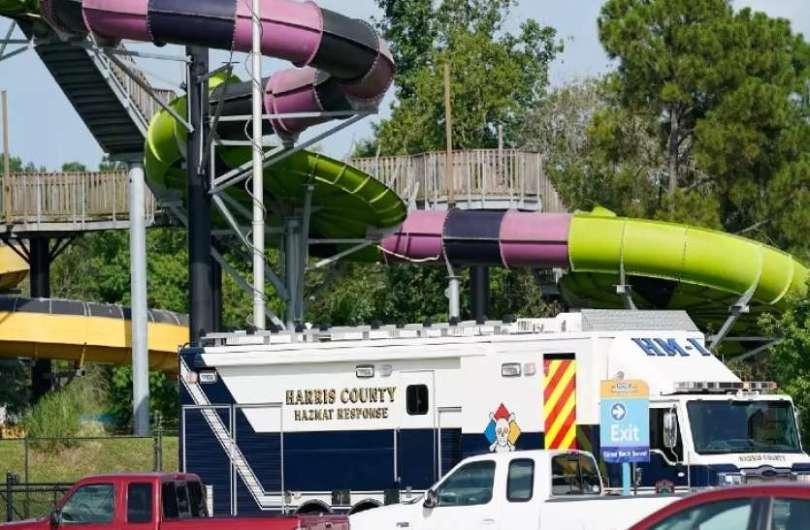 America Usa Texas Chemical Leak In Children Pool