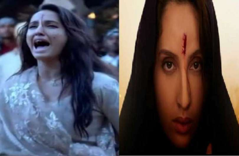 Nora Fatehi was injured during the shooting of Bhuj, the scene was shot with a head injury