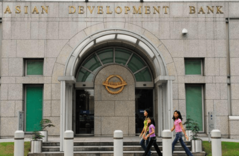 adb cuts India's fy22 economic growth forecast to 10 percent due to covid-19 second wave
