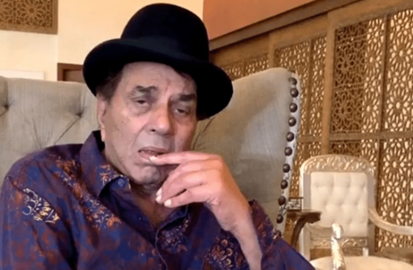 Why Dharmendra Said Everything That Glitters Is Not Gold – Posting the video, Dharmendra said, 'Every shining thing is not gold, I am saying with a sad heart…'