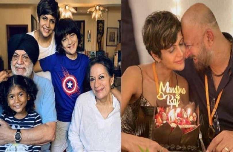 Mandira Bedi Shares Family Photo After His Husband Raj Kaushal Death