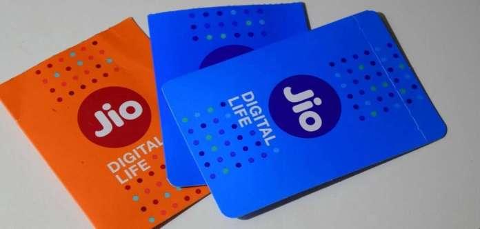 All prepaid plans of Jio