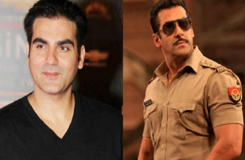 Arbaaz Khan talk about being the brother of a star of salman khan