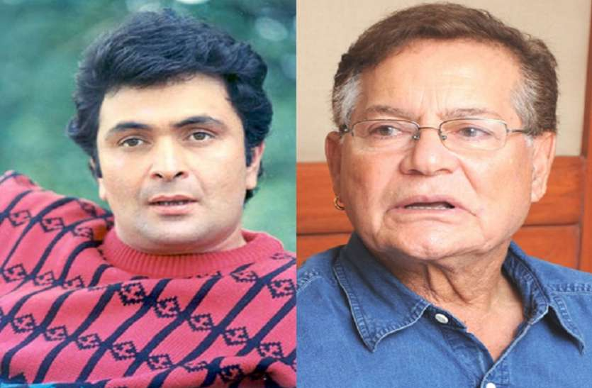 Salim-Javed got angry with Rishi Kapoor's action, threatened the actor by taking the name of Rajesh Khanna