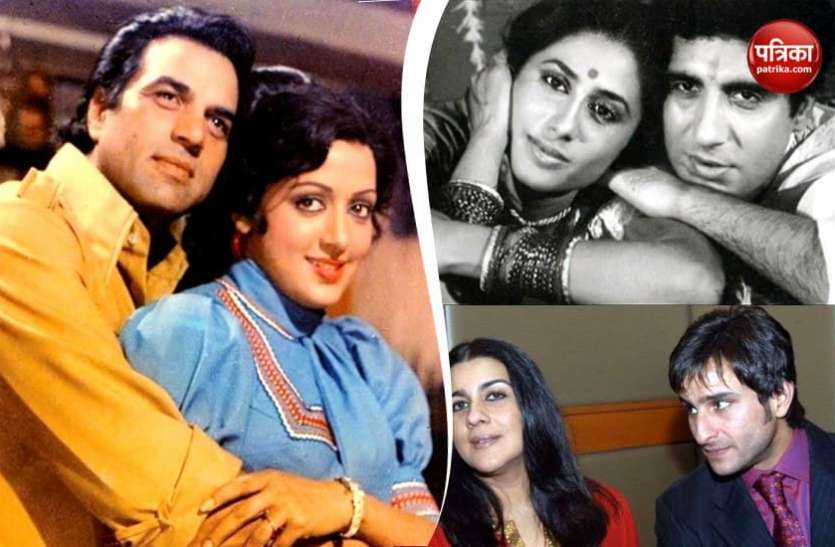 These Bollywood celebs did not get happiness in their first marriage, decided to get married again