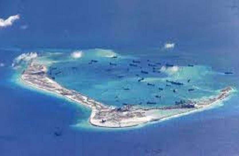 India Deploys Warships In South China Sea As A Solidarity