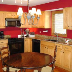 Shaker Style Kitchen Cabinet Hardware Microwave Pantry Storage Photos - Affordable Refacing Nu-look Kitchens