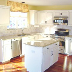 How Much Are New Kitchen Cabinets 3 Basin Sink Mixing Old With Affordable Cabinet Refacing